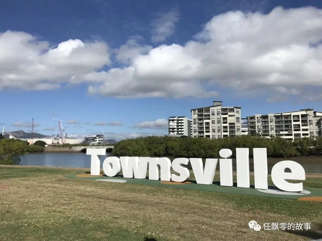 A city I fell in love with when I heard the name, Townsville